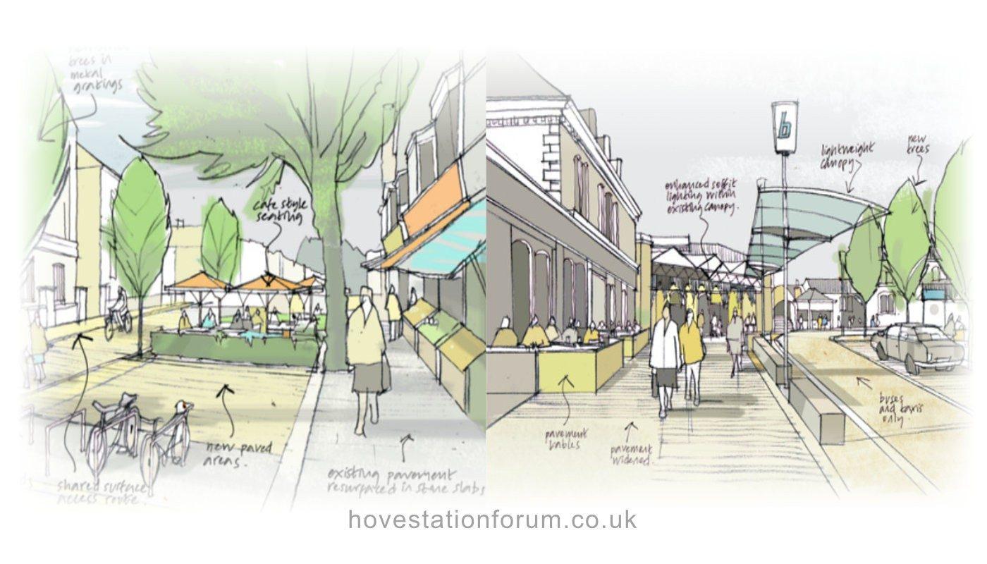 hove-goldstone-villas-street-design-sketch