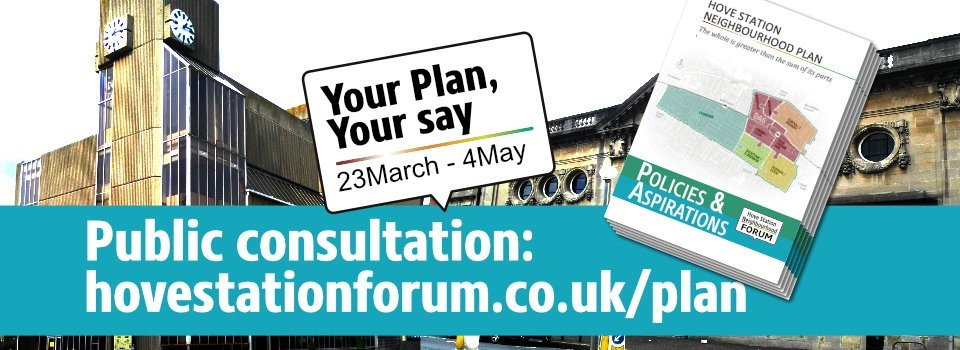 Click to take part in the Regulation 14 consultation