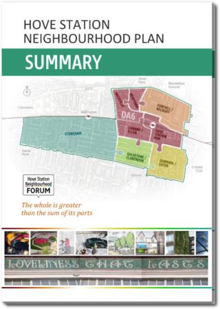 Hove Station Neighbourhood Plan Summary