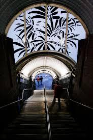 Hove Station Footbridge - Progress at Last!